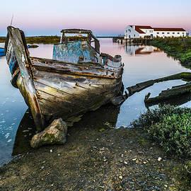 Marco Oliveira - Abandoned Fishing Boat II