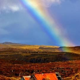 David Broome - Abandoned Icelandic Farmhouse