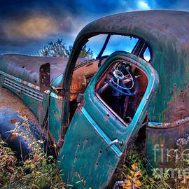 Abandoned II by Alana Ranney