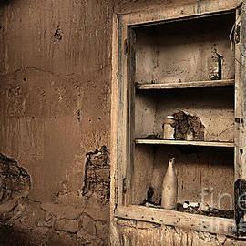 RicardMN Photography - Abandoned Kitchen Cabinet b