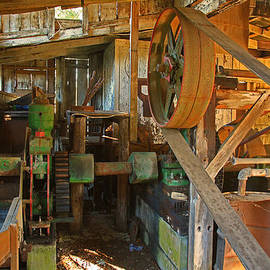 Ronald Olivier - Abandoned Syrup Mill