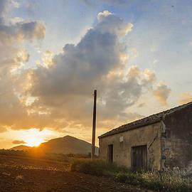 ALFIO FINOCCHIARO - Abandoned warehouse