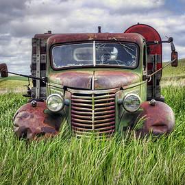 Nikolyn McDonald - Abandoned Work Truck - GMC  - Palouse
