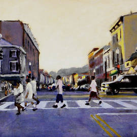 Abby Road by David Zimmerman