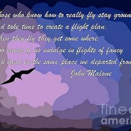 John Malone - About Flying