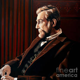 Paul Meijering - Abraham Lincoln by Daniel Day-Lewis