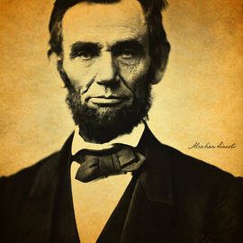 Design Turnpike - Abraham Lincoln Portrait and Signature