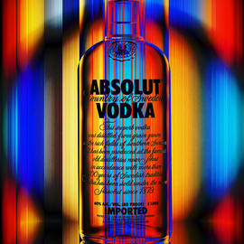 Absolut Abstract by Chuck Staley