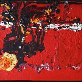 Abstract 13 - Dragons by Mario MJ Perron