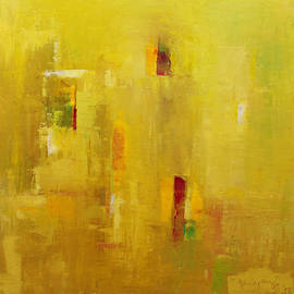 Abstract 2015 01 by Becky Kim