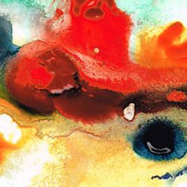 Sharon Cummings - Abstract Art - No Limits - By Sharon Cummings