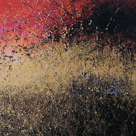 Amy Giacomelli - Abstract Art Painting ... Explosions of Fire