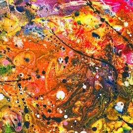 Abstract - Crayon - The Excitement