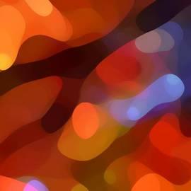 Amy Vangsgard - Abstract Fall Light