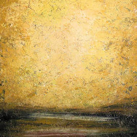 Amy Giacomelli - Abstract Landscape Painting ... Being You