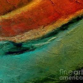 Marsha Heiken - Abstract Layers Two