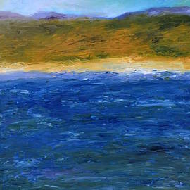 Michelle Calkins - Abstract Shoreline
