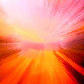AE Jones - Abstract Sunset