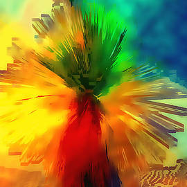 Barbara D Richards - Abstract Yucca