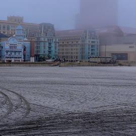 Charles A LaMatto - AC Beach and Boardwalk Fog