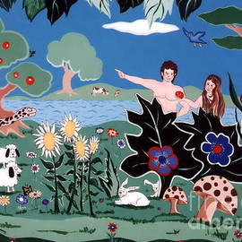 Joyce Gebauer - Adam and Eve