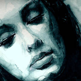 Laur Iduc - Adele in watercolor