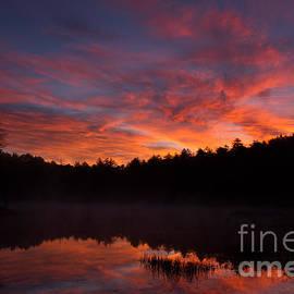 Chris Scroggins - Adirondack Sunrise