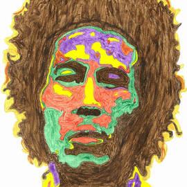 Stormm Bradshaw - Afro Bob Marley