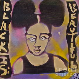 Afropuffs 1 by Tony B Conscious