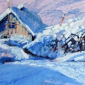 Alena Kogan - After snowfall