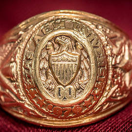 Aggie Ring by David Morefield