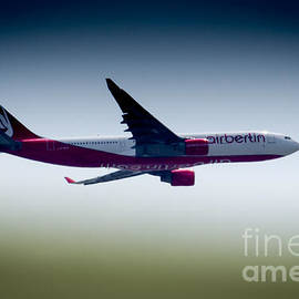 Air Berlin Airbus by Rene Triay Photography