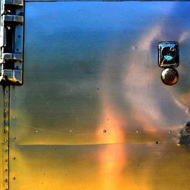Newel Hunter - Airstream Sunset