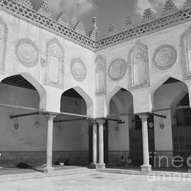 Nigel Fletcher-Jones - Al Azhar Mosque Cairo