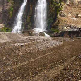 Matt Tilghman - Alamere Falls on Crisp Day