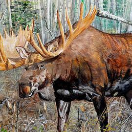 Alvin Hepler - Alaska Moose