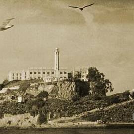 Alcatraz San Francisco by John Malone