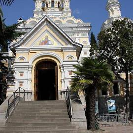 Christiane Schulze Art And Photography - Alexander Newski Church I - Yalta