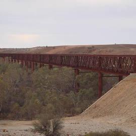 Jeff Poole - Algebuckina Bridge