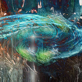 Alien Abduction by Linda Sannuti