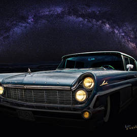 Alien Lincoln Roswell Saturday Night by Chas Sinklier