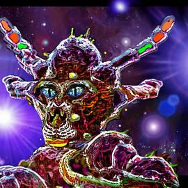Hartmut Jager - Alien Portrait