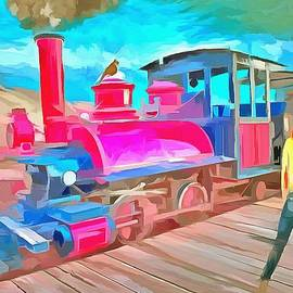 All Aboard  by L Wright