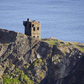 All Along the Watchtower - Bunglass Donegal Ireland by Bill Cannon