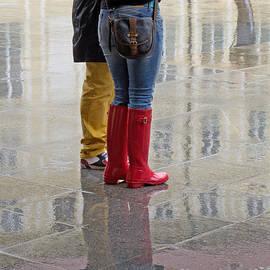 All Day Rain by Ann Horn