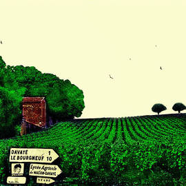 Madeline Ellis - Almost There - Loire Valley - France