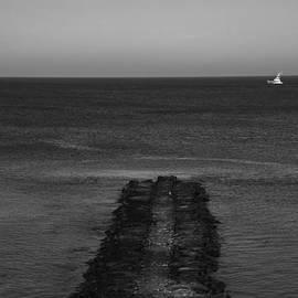 Alone by Amanda Sinco