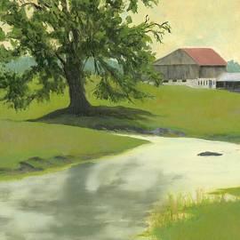 Deborah Butts - Along the Creek