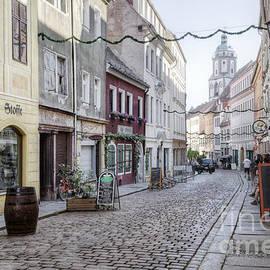 Altstadt Meissen by Julie Woodhouse