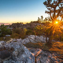 Serge Skiba - Amazing Linville Sunrise